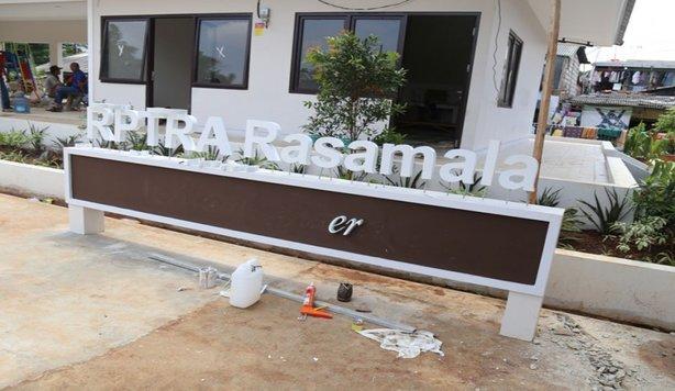 CCTV dan WiFi Dipasang di RPTRA Rasamala
