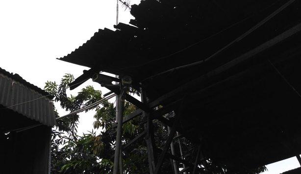 CCTV di Gudang Rimba
